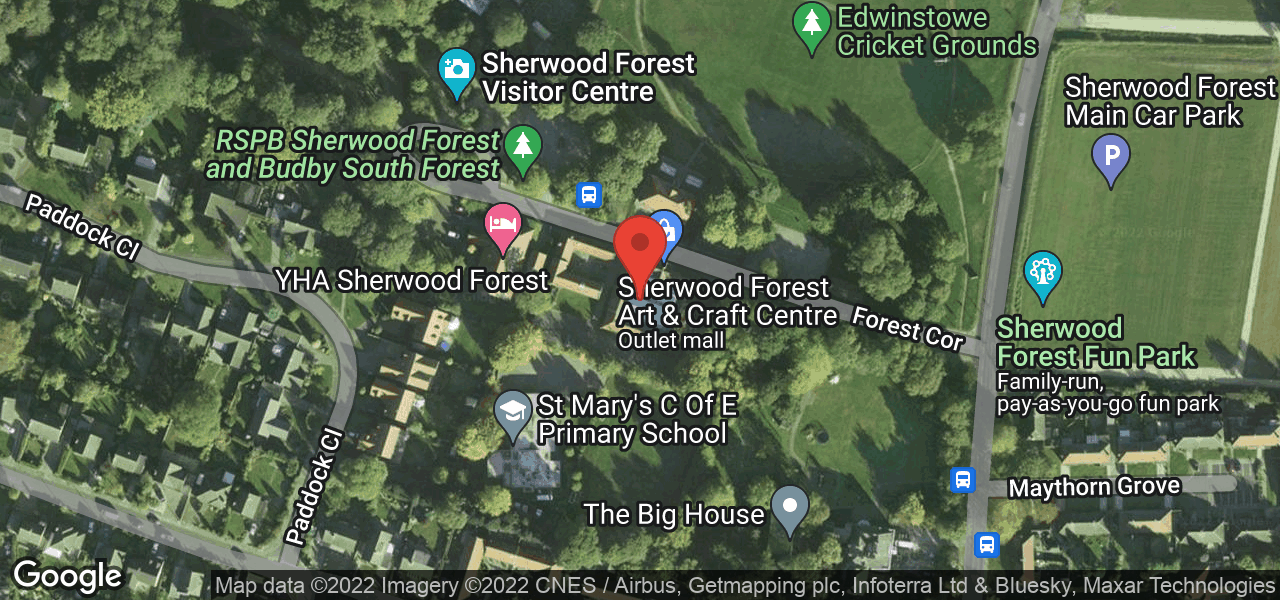 Sherwood Pines Forest