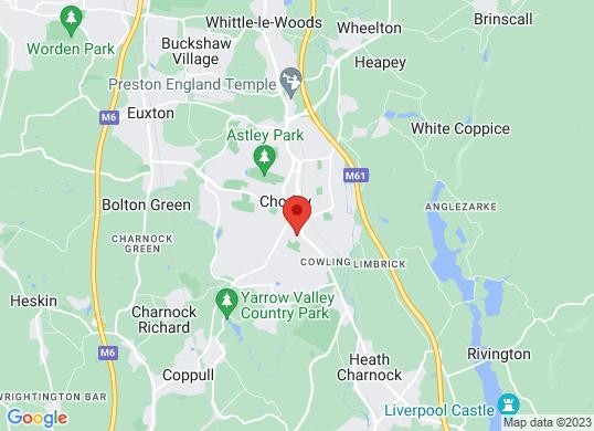 Ashby Motors Ltd's location