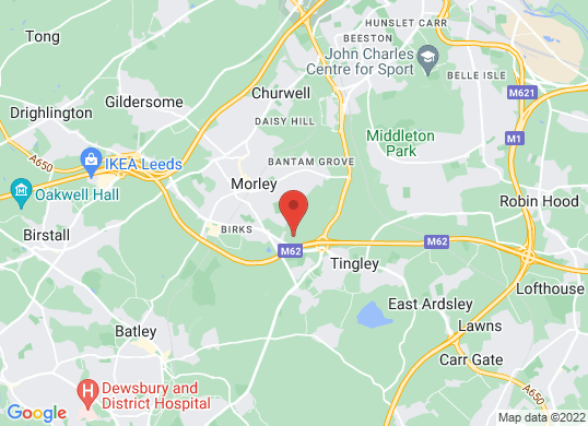 Available Car (Leeds)'s location