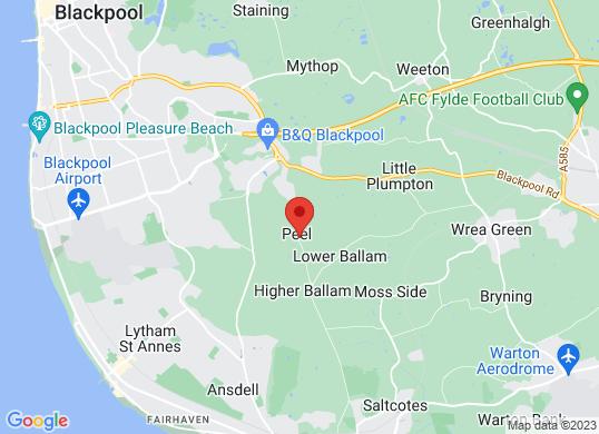 Pickering Motor Company's location