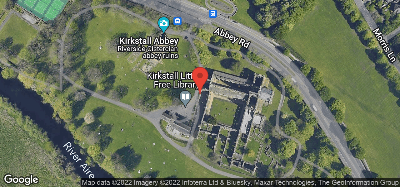 Kirkstall Abbey Grounds