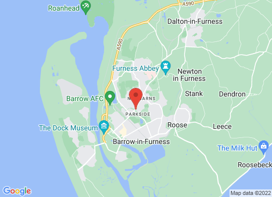 Furness Park 's location