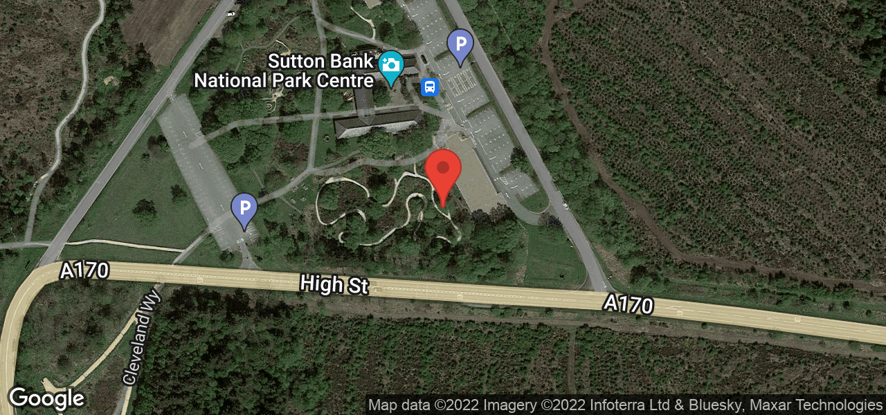 Sutton Bank Visitor Centre