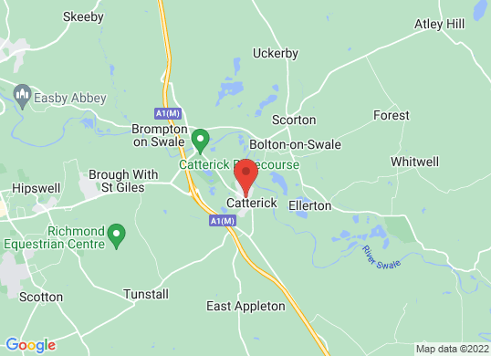 Catterick Service Station Limited's location