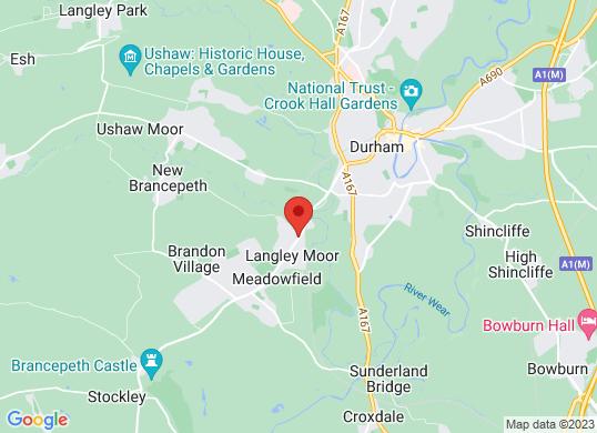 Langley Moor Car Sales's location