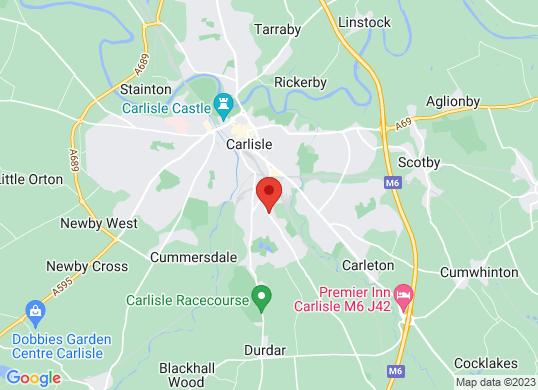 Northumberland Motors's location