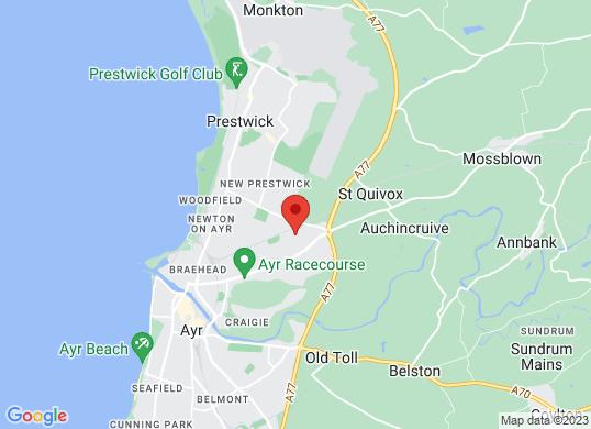 EUROVANS (AYR) LTD's location