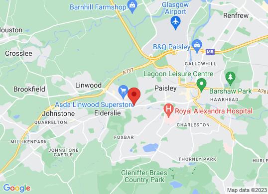 Frank Gillespie Car Sales's location