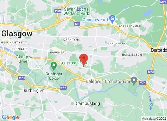 The Affordable Motor Store Ltd's location