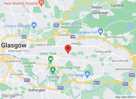 Eastfield Car Sales Ltd's location