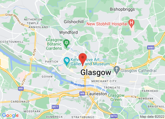 Scottish Motor Services Ltd's location