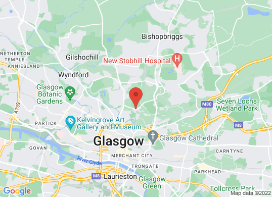 Affordable Autos Glasgow Ltd's location