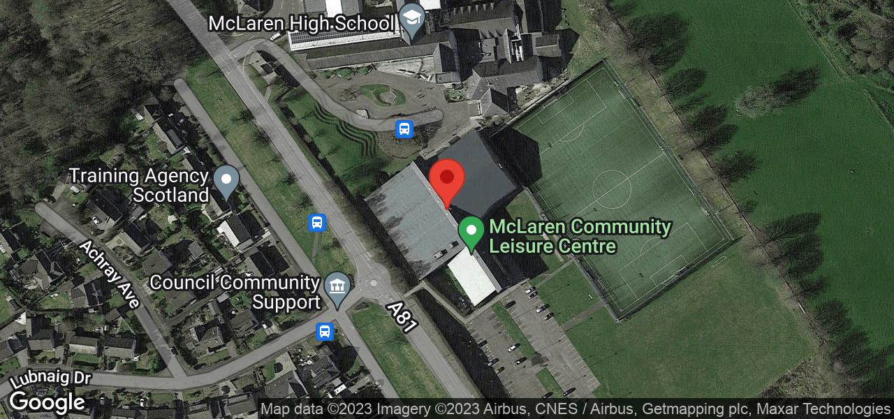 McLaren Leisure Centre