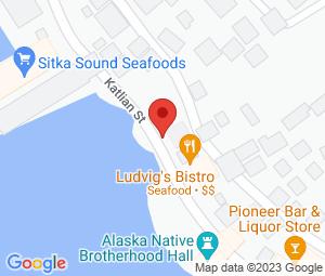Seaside Barbershop at Sitka, AK 99835