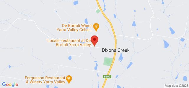 De Bortoli location on map