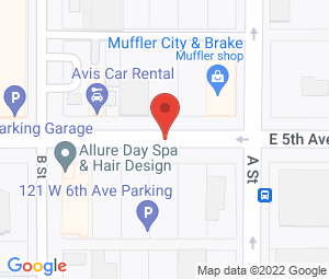 Allure Day Spa & Hair Design at Anchorage, AK 99501