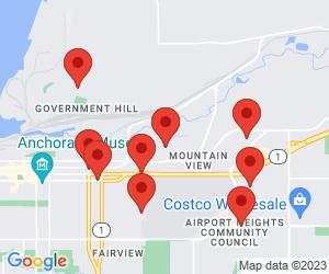 Gas Stations near Anchorage, AK