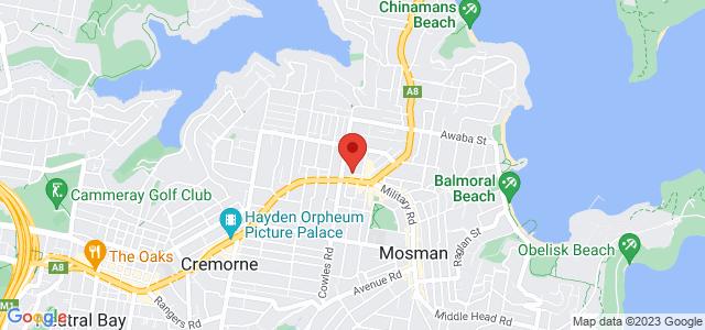 Boronia House location on map