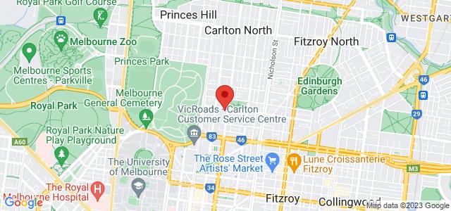 Chin Chin's at Koto Moon location on map