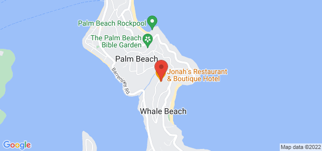 Jonah's Restaurant and Boutique Hotel location on map