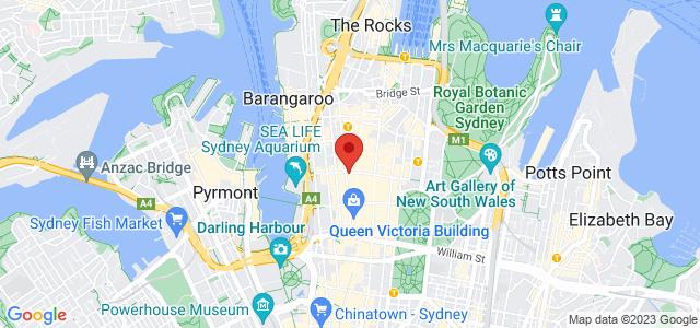 Jardin St. James location on map