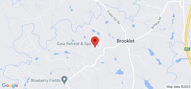 Gaia Retreat & Spa location on map