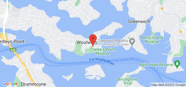 Deckhouse Woolwich location on map