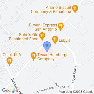 Methodist Ambulatory Surgery Hospital Nw on a map