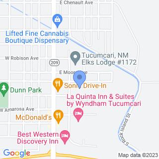 Dr Dan c Trigg Memorial Hospital on a map