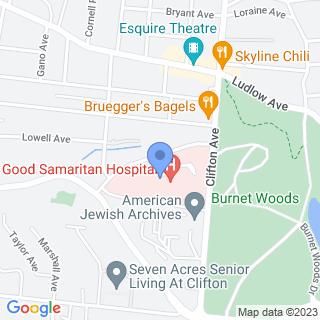 Good Samaritan Hospital on a map