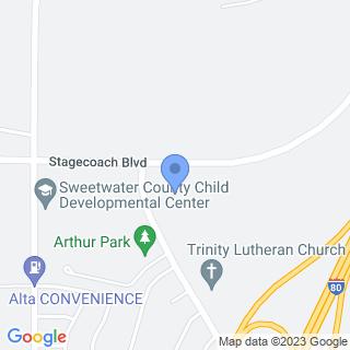 Aspen Mountain Medical Center on a map