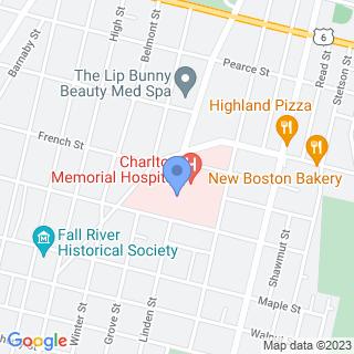 Southcoast Hospital Group, Inc on a map