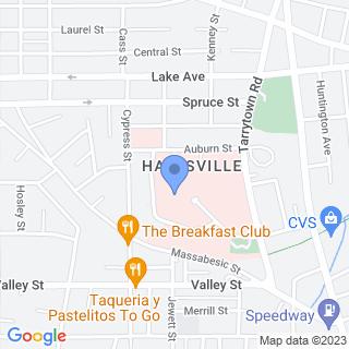 Elliot Hospital on a map