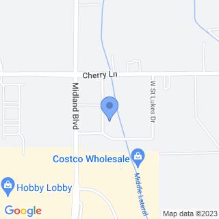 St Luke's Nampa Medical Center on a map