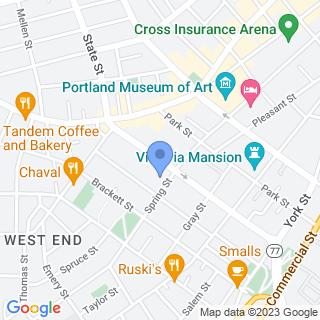 Mercy Hospital on a map
