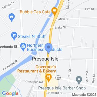 Aroostook Medical Center on a map