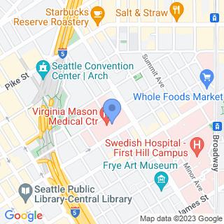 Virginia Mason Medical Center on a map