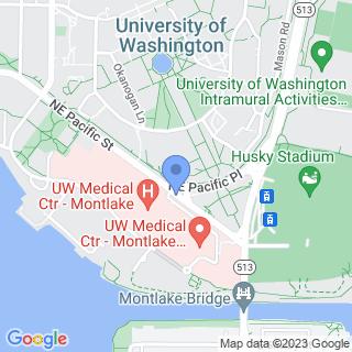 University Of Washington Medical Ctr on a map