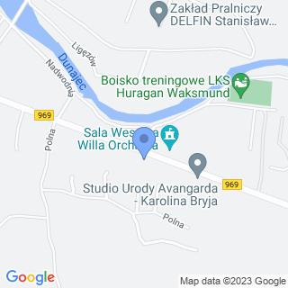 Apteka Hipokrates-Anna Przygodzka-Szczepaniak na mapie