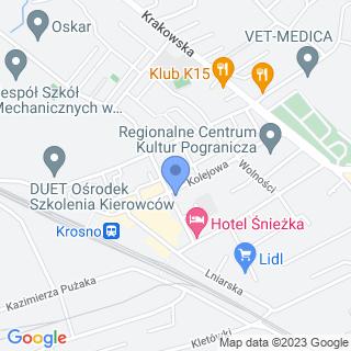 Panaceum na mapie