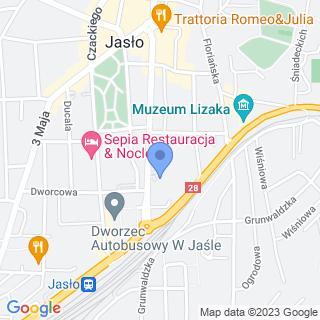 Fundacja im. Janusza Korczaka na mapie
