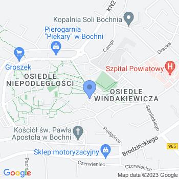Apteka 'remedium Ii' map.on