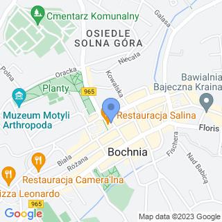 Apteka Prywatna 'remedium' na mapie