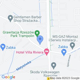 Apteka Pastylka na mapie