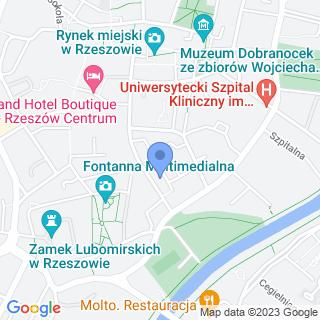 Apteka Przeworska na mapie