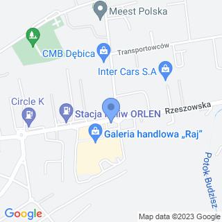 Dr. Max na mapie