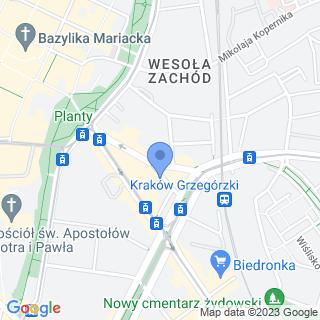 Gerimed na mapie