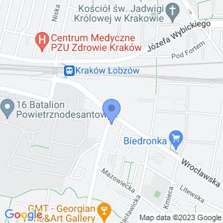 Esculap Dyl Apteka Oliwna na mapie