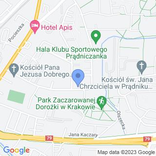 Hygieia na mapie