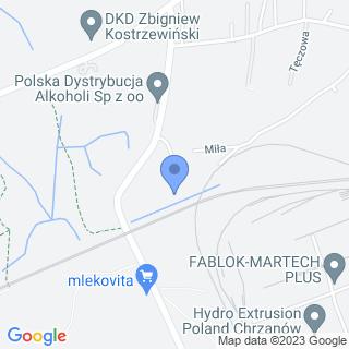 """Firma Handlowo-Usługowa """"Robkam"""" na mapie"""